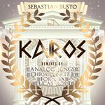 SEBASTIAN BUSTO - Kairos (Front Cover)