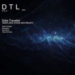 SMAK aka STEVE MCCREADY - Data Traveller (Front Cover)