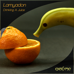 LAMYADON - Drinking A Juice (Front Cover)