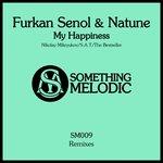 FURKAN SENOL/NATUNE - My Happiness: Remixes (Front Cover)