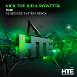 NICK THE KID & ROWETTA - Time (Front Cover)