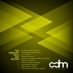 VARIOUS - The Tracklist Vol 2 ADE Edition (Front Cover)