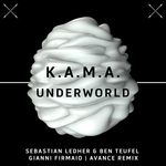 K.A.M.A. - Underworld (Front Cover)