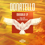 DONATELLO - Mandala EP (Front Cover)