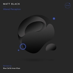 MATT BLACK - Altered Perception (Front Cover)