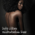 LOLA ALLEN - Afrofusion Jazz (Front Cover)