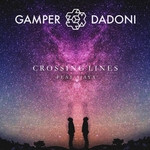 GAMPER & DADONI - Crossing Lines (Remixes) (feat Aiaya) (Front Cover)