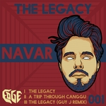 NAVAR - The Legacy (Front Cover)