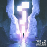 WRLD feat LAURA BREHM - Ocean Blue (Front Cover)