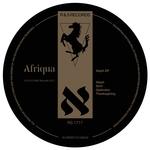 AFRIQUA - Aleph EP (Front Cover)