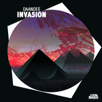 DAANDEE - Invasion (Front Cover)