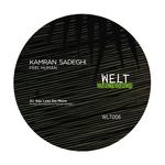 KAMRAN SADEGHI - Feel Human (Front Cover)