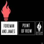 FOREMAN & JAMES - Point Of View (Front Cover)