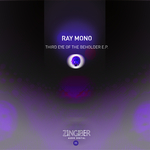 RAY MONO - Third Eye Of The Beholder (Front Cover)