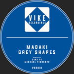 MADAKI - Grey Shapes (Front Cover)