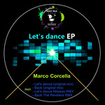 MARCO CORCELLA - Let's Dance EP (Front Cover)