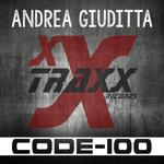 ANDREA GIUDITTA - Code-100 (Front Cover)
