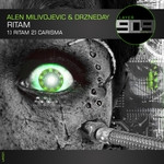 ALEN MILIVOJEVIC & DRZNEDAY - Ritam EP (Front Cover)