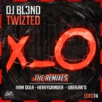 DJ BL3ND - Twizted (Remixes) (Explicit) (Front Cover)