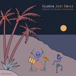 ILLUVIA - Just Smile EP (Front Cover)