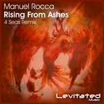MANUEL ROCCA - Rising From Ashes (4 Seas Remix) (Front Cover)