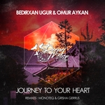 BEDIRXAN UGUR & OMUR AYKAN - Journey To Your Heart (Front Cover)
