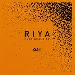 RIYA - Hurt Heals EP (Front Cover)