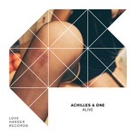 ACHILLES & ONE - Alive (Front Cover)