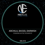 BASSEL DARWISH/ARCHILA - Standing In The Speaker (Front Cover)