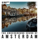 VARIOUS - The Underground Sound Of Amsterdam Vol 1 (Front Cover)