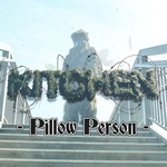 PILLOW PERSON - Kitchen (Front Cover)