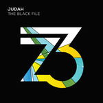 JUDAH - The Black File (Front Cover)