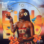 SAMPA THE GREAT - Birds & The BEE9 (Front Cover)
