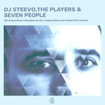 DJ STEEVO/THE PLAYERS/SEVEN PEOPLE - Old School Disco Friendship (Front Cover)
