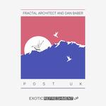 DAN BABER FRACTAL ARCHITECT - Post UK (Front Cover)
