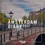 VARIOUS - Voltaire Music Presents The Amsterdam Diary 2017 (Front Cover)