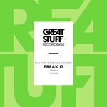 PAUL CART & STEFANO CRABUZZA - Freak It (Front Cover)