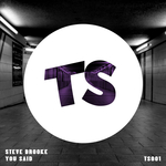 STEVE BROOKE - You Said (Front Cover)