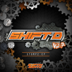 STOMPZ - Shift'D Volume 7 (Front Cover)