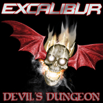 EXCALIBUR - Devil's Dungeon (Front Cover)