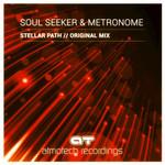 METRONOME/SOUL SEEKER - Stellar Path (Front Cover)