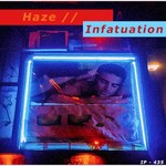 PUBLIC SPREADS THE NEWS/VOLATAIRES - Haze/Infatuation (Split) (Front Cover)