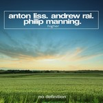 ANTON LISS & ANDREW RAI feat PHILIP MANNING - Higher (Front Cover)