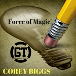 COREY BIGGS - Force Of Magic (Front Cover)