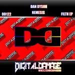 DAN DYSON - Nemesis (Front Cover)