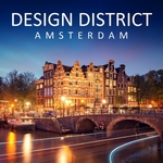 VARIOUS - Design District: Amsterdam (Front Cover)