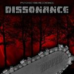 DISSONANCE - Ripper (Front Cover)
