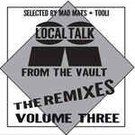 VARIOUS - Local Talk From The Vault The Remixes Vol 3 (Front Cover)