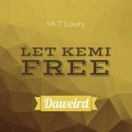 DAWEIRD - Let Kemi Free (Front Cover)