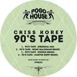 CRISS KOREY - 90's Tape (Front Cover)